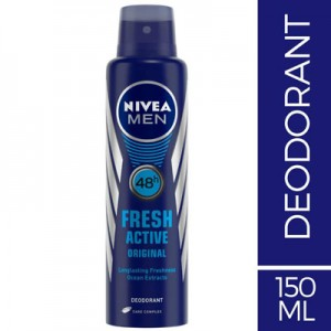 Nivea Men 48h Fresh Active Deodorant 150 ml