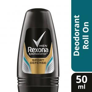 Rexona Sport Defense for Men Roll-On Deodorant - 50 ml