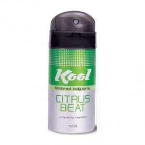 Kool Citrus Deo Body Spray 150 ml