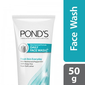 Pond's Face Wash Daily 50 gm