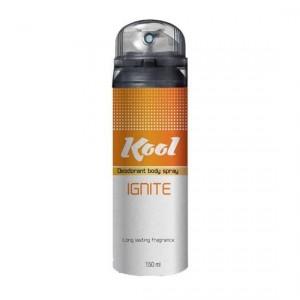 Kool Blue Passion Deodorant Body Spray 150 ml