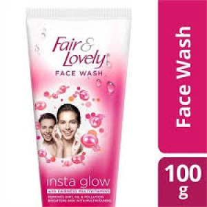 Fair And Lovely Face Wash InstaGlow 100 gm