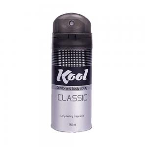 Kool Classic Deodorant Body Spray 150 ml