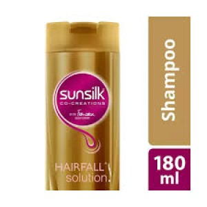 Sunsilk Shampoo Hair Fall Solution 180 ml