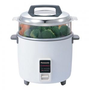 Panasonic Rice Cooker 2.2Ltr. (SR-W22GS)