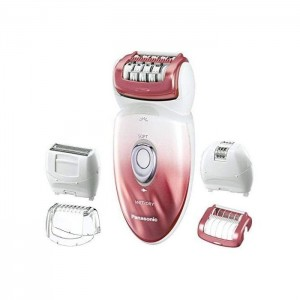 PANASONIC MULTI-FUNCTIONAL WET & DRY SHAVER AND EPILATORS (ES-ED70) FOR WOMEN